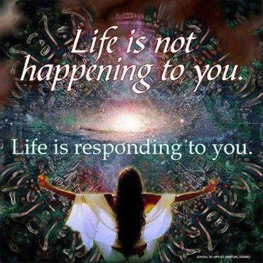 Life is Responding